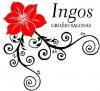Ingos grožio salonas logotipas