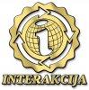 "UAB ""Interakcija"" logotipas"
