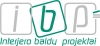 Interjero baldų projektai, MB logotipas