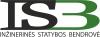 Inžinerinės statybos bendrovė, UAB logotipas