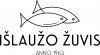 Išlaužo žuvis, AB logotipas