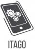 Itago, MB logotipas