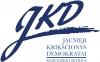 Jaunieji Krikščionys Demokratai Radviliškio Skyrius logotipas
