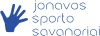 Jonavos sporto savanoriai, VšĮ logotype