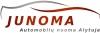 Junoma, MB logotipas