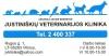 Justiniškių veterinarijos klinika, UAB logotipas