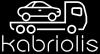 Kabriolis, UAB logotipas