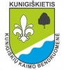 """Kaimo bendruomenė """"Kunigiškietis"""" 标志"""
