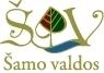 Kaimo turizmo sodyba Šamo valdos logotipas