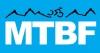 Kalnų dviračių (MTB) sporto federacija logotipas