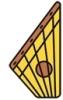 Kanklės, sodininkų bendrija logotipas