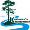 Kapčiamiesčio bendruomenė логотип
