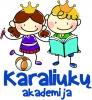 """VšĮ """"Karaliukų akademija"""" logotipo"""