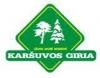 Karšuvos giria, UAB logotyp