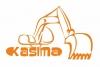"""UAB """"KASIMA"""" logotyp"""
