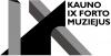 Kauno IX forto muziejus logotipo
