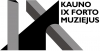 Kauno IX forto muziejus logotype