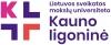 Lietuvos sveikatos mokslų universiteto Kauno ligoninė logotype