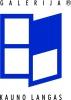 Kauno langas, UAB meno galerija logotipas