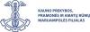 Kauno prekybos, pramonės ir amatų rūmų Marijampolės filialas logotipas