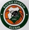 Kauno sporto klubas logotipas