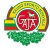 """Kauno sporto mokykla """"Gaja"""" logotipas"""