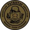"""Kauno Šratasvydžio Sporto Klubas """"Patriotas"""" logotipas"""