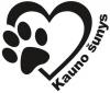 """Asociacija """"Kauno Šunys"""" логотип"""