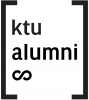 Kauno technologijos universiteto alumnų asociacija logotipas