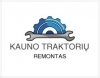 Kauno traktorių remontas, UAB логотип