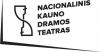 Nacionalinis Kauno dramos teatras logotipas