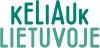 Keliauk Lietuvoje, VšĮ логотип