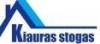 Kiauras stogas, UAB логотип