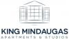 KING MINDAUGAS APARTMENTS & STUDIOS, UAB 标志