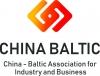Kinijos ir Baltijos pramonės ir verslo asociacija logotipo