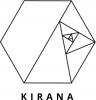 """K. Ščerbak IĮ """"KIRANA"""" logotyp"""