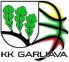 """Krepšinio klubas """"KK Garliava"""" logotipas"""