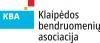 Klaipėdos bendruomenių asociacija logotype