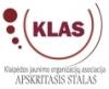 """Klaipėdos Jaunimo Organizacijų Asociacija """"Apskritasis Stalas"""" логотип"""