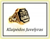 "UAB ""Klaipėdos juvelyras"" logotype"