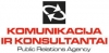 Komunikacija ir konsultantai, UAB logotipas