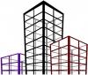 Konstrukcijų pasaulis, UAB logotipas