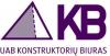 Konstruktorių biuras, UAB logotipas