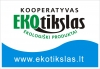 """Kooperatyvas """"Eko Tikslas"""" logotipas"""