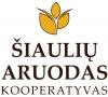 """Kooperatyvas """"Šiaulių aruodas"""" logotype"""