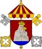 Krekenavos Švč. M. Marijos Ėmimo į dangų parapija logotipas