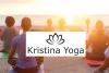 Kristina Yoga logotipas