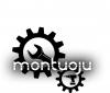 UAB Montuoju logotipas