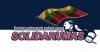 """Krovininio autotransporto profesinė sąjunga """"Solidarumas"""" logotipas"""