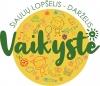 """Šiaulių lopšelis-darželis """"Vaikystė"""" logotipas"""